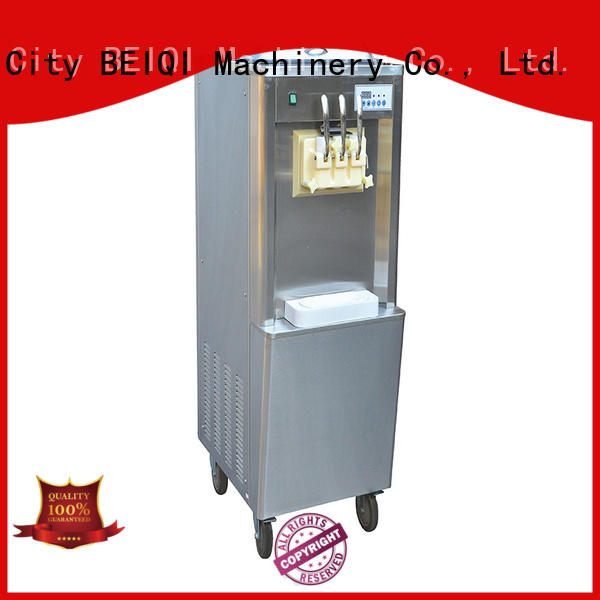 high-quality Soft Ice Cream Machine for sale bulk production Frozen food Factory