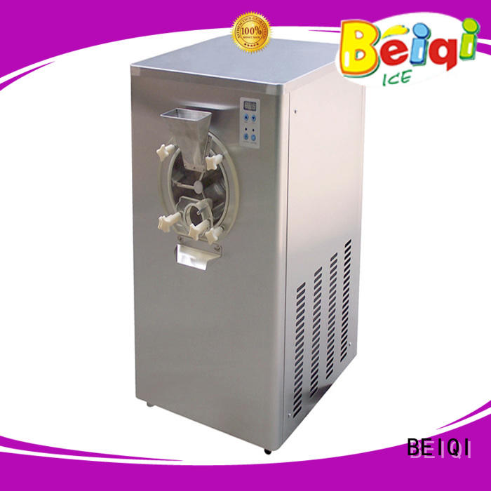 BEIQI durable Soft Ice Cream Machine for sale for wholesale Frozen food Factory