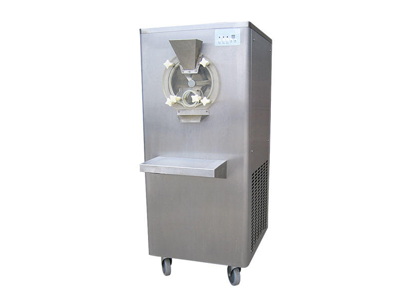 BEIQI Soft Ice Cream Machine for sale bulk production Snack food factory-1