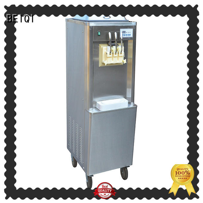 on-sale commercial ice cream maker silver ODM Frozen food factory