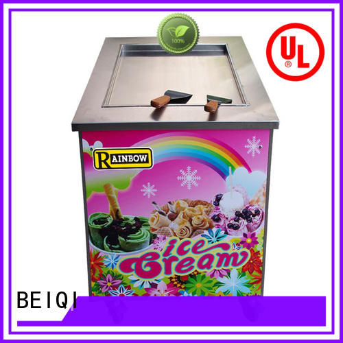 BEIQI latest Soft Ice Cream Machine for sale supplier Snack food factory