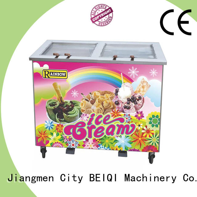 durable Soft Ice Cream Machine for sale customization Snack food factory