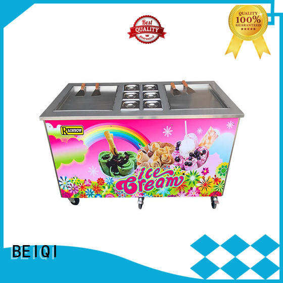BEIQI funky Soft Ice Cream Machine for sale buy now For Restaurant
