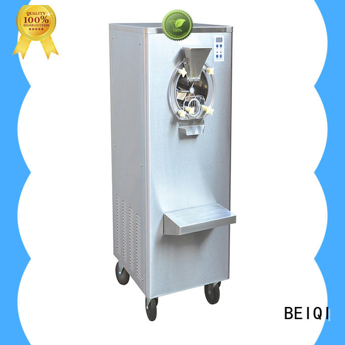 BEIQI funky Soft Ice Cream Machine for sale for wholesale Frozen food Factory