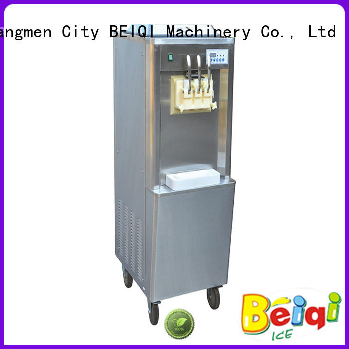 portable Soft Ice Cream Machine for sale ODM Snack food factory