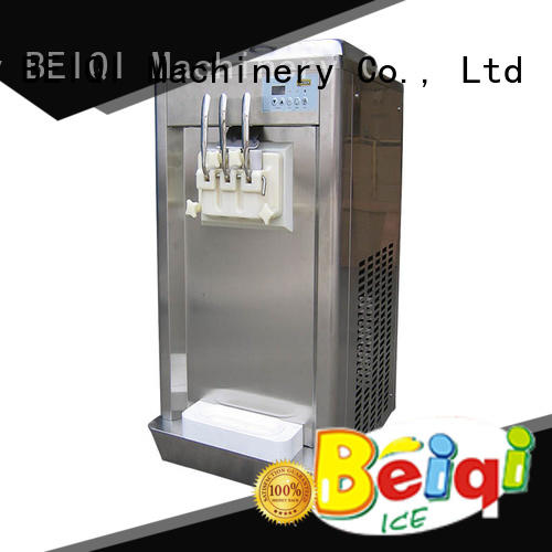 durable buy soft serve ice cream machine different flavors supplier Snack food factory