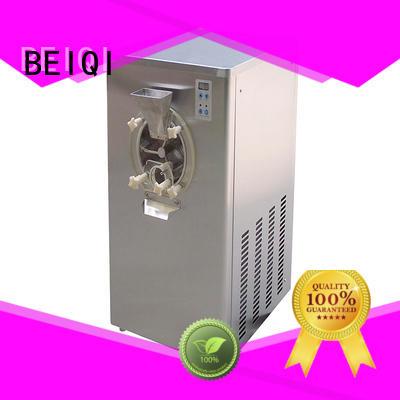 BEIQI AIR Hard Ice Cream Machine OEM Frozen food factory