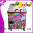 BEIQI Breathable Fried Ice Cream Machine get quote Frozen food factory