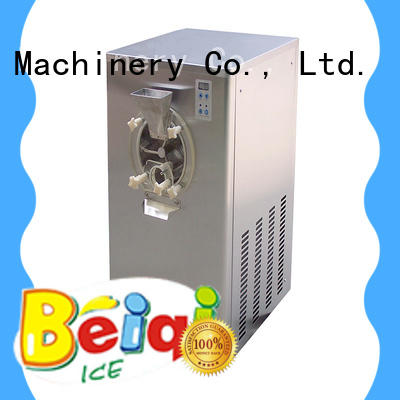 BEIQI high-quality Hard Ice Cream Machine customization For dinning hall