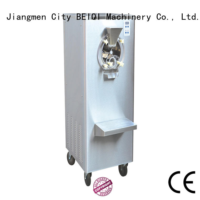 Breathable Soft Ice Cream Machine for sale ODM Snack food factory