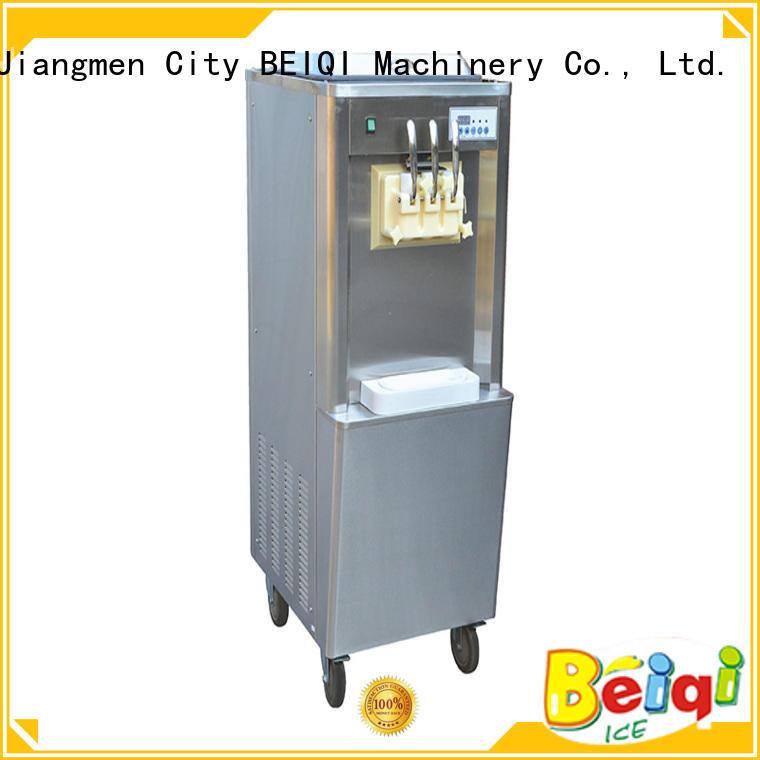 portable soft ice cream maker machine different flavors customization Frozen food factory