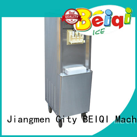 BEIQI soft Ice Cream Machine customization For Restaurant