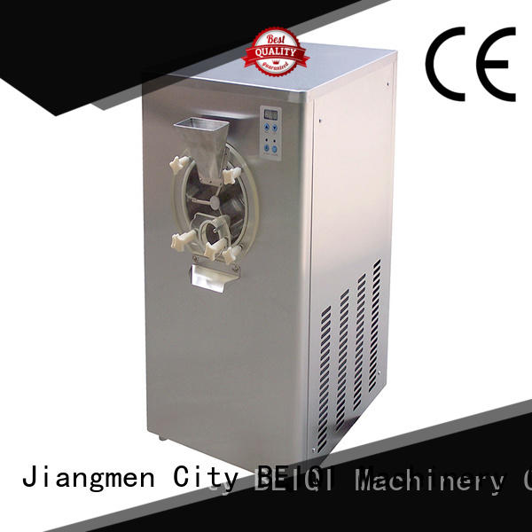 BEIQI at discount Soft Ice Cream Machine for sale ODM For Restaurant