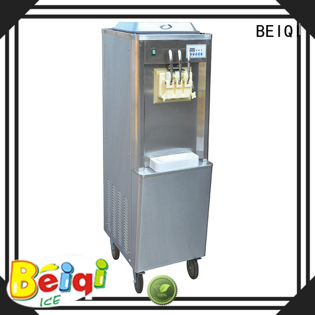 BEIQI durable Fried Ice Cream Machine Snack food factory