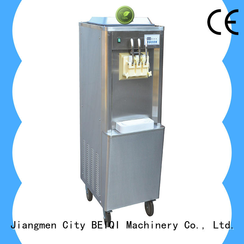 BEIQI commercial use buy ice cream machine ODM Frozen food factory