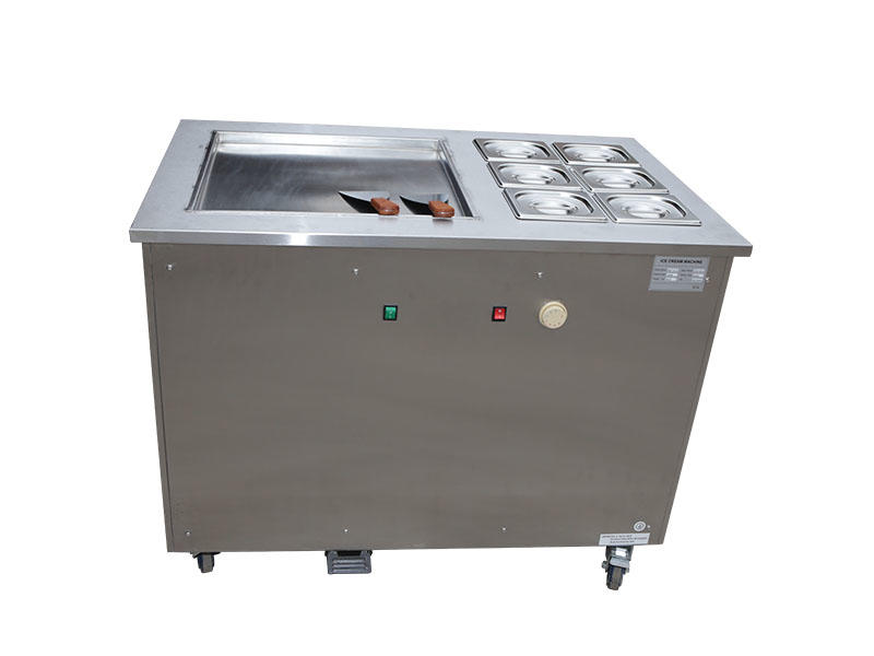 Fried ice cream machine BQF112C