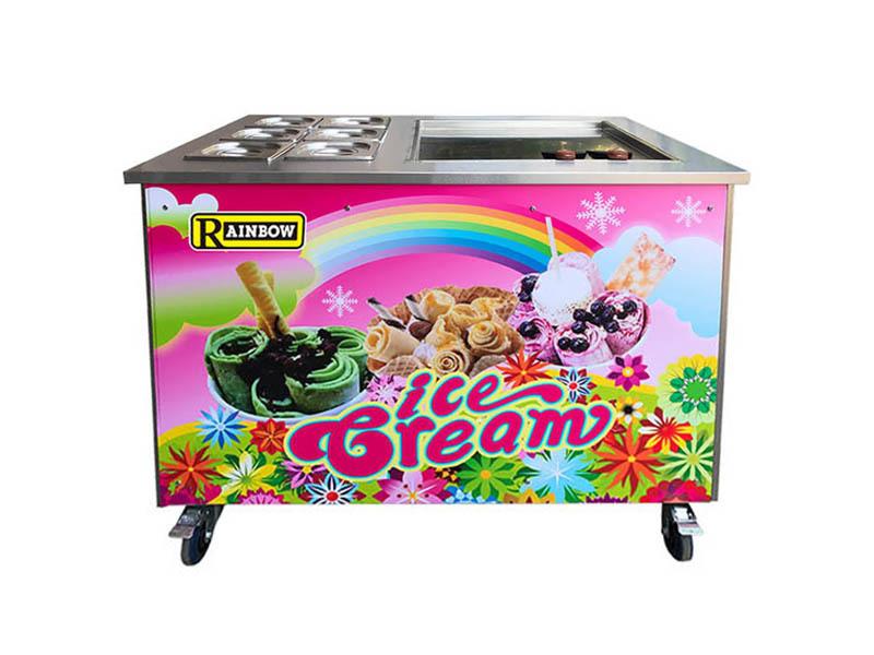Fried ice cream machine BQF112C