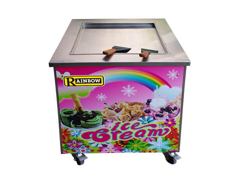 latest Soft Ice Cream Machine for sale get quote Frozen food Factory-1