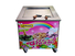 BEIQI Breathable fried Ice Cream Machine Snack food factory