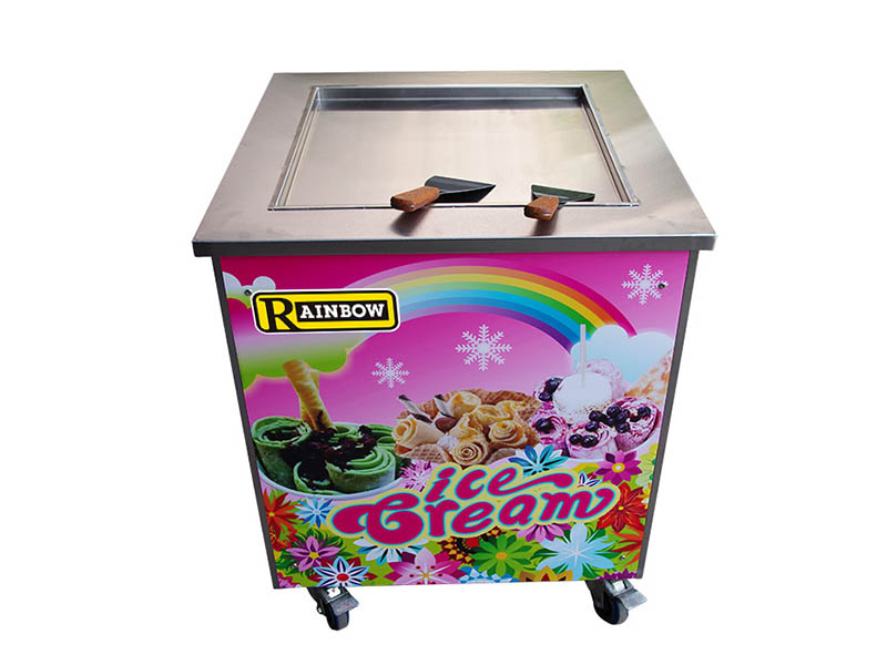 latest Soft Ice Cream Machine for sale get quote Frozen food Factory-2