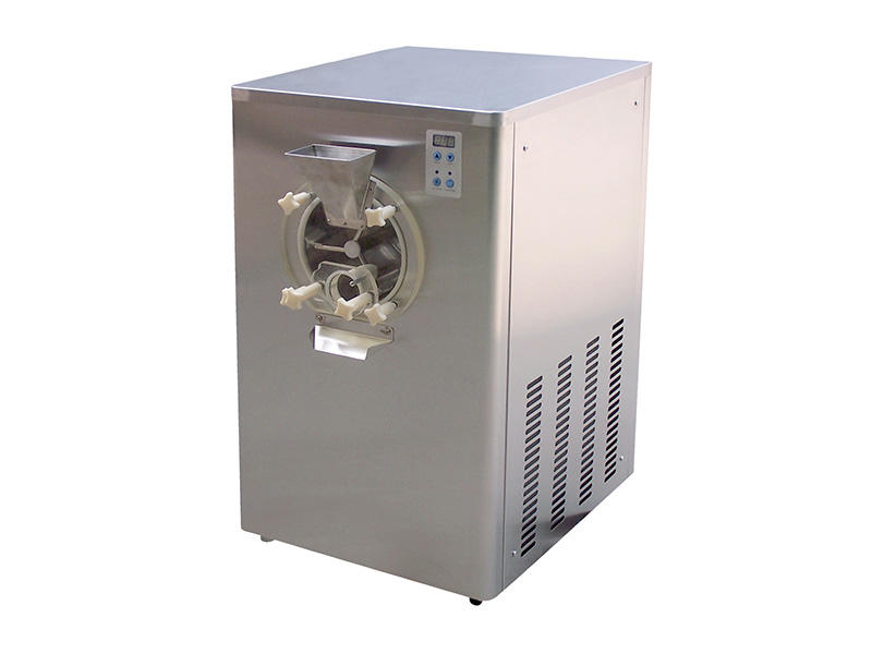 solid mesh Hard Ice Cream Machine different flavors free sample Frozen food factory
