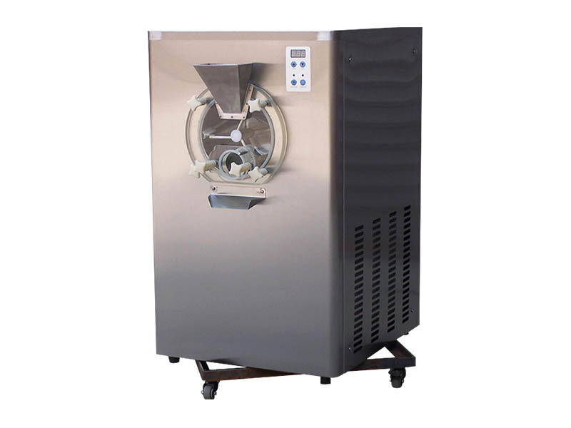 funky Soft Ice Cream Machine for sale ODM Frozen food Factory