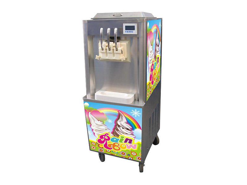 Soft ice cream machine BQ323