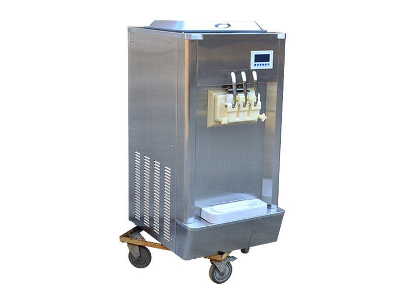 high-quality buy soft serve ice cream machine different flavors for wholesale For dinning hall-1