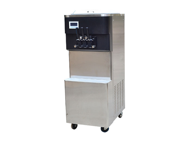 Soft ice cream machine BQ722