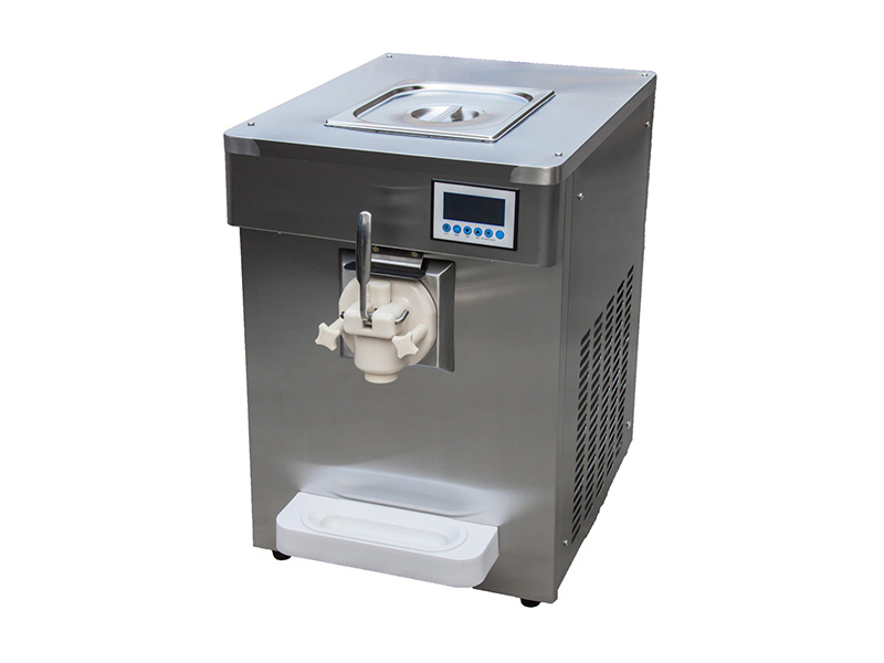 ice cream maker machine commercial silver company for dinning hall-1