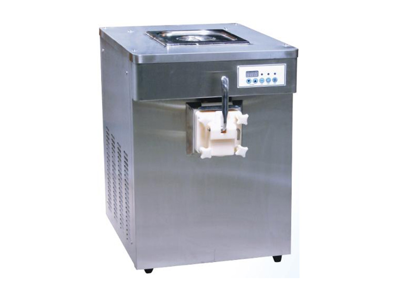 ice cream maker machine commercial silver company for dinning hall-2
