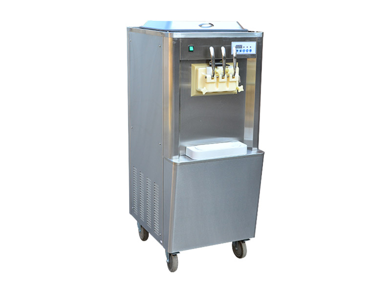 Custom buy commercial soft serve ice cream machine different flavors wholesale for supermarket-1