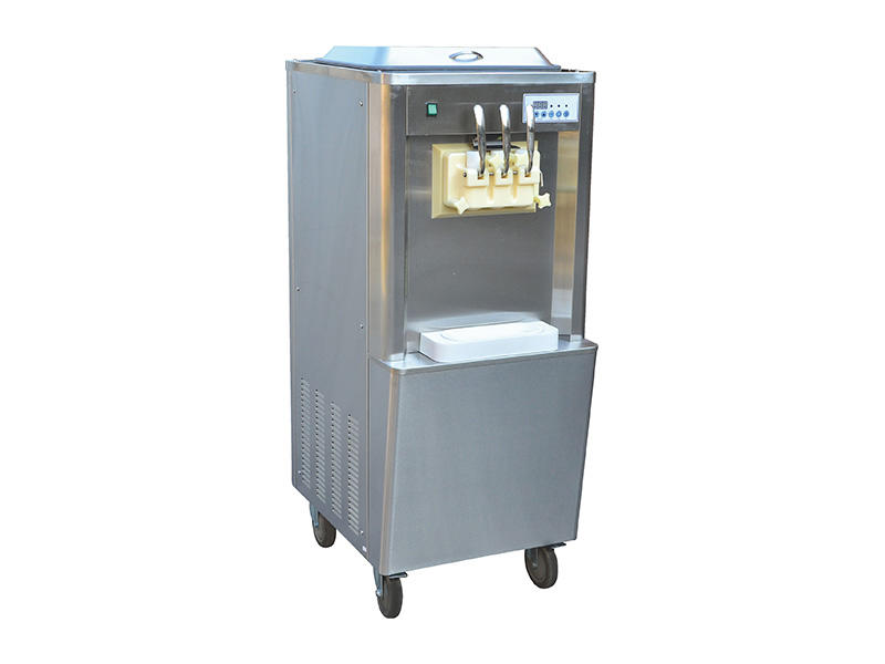 soft ice cream machine & thai fried ice cream machine