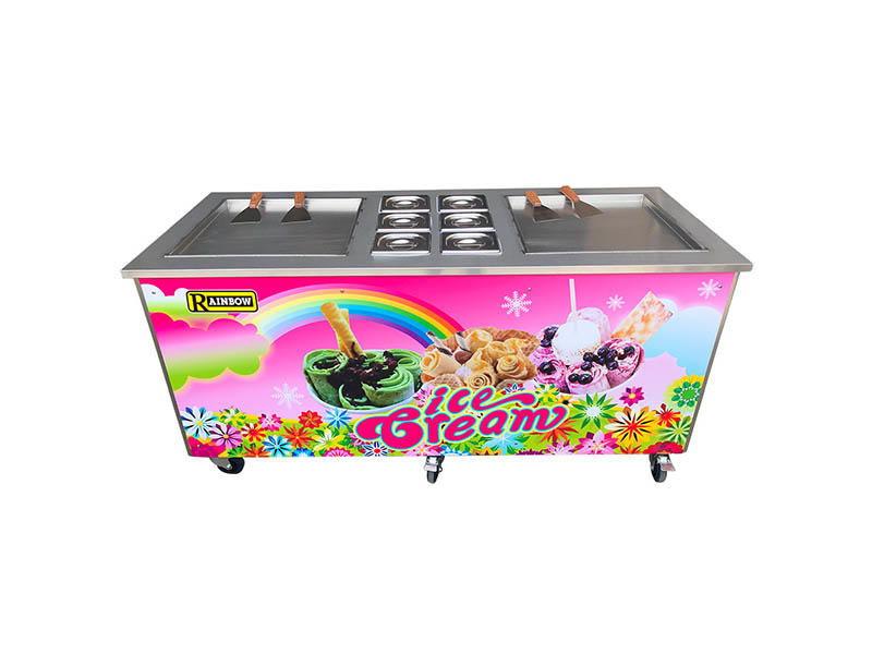 ice cream cold plate machine & fried ice cream machine