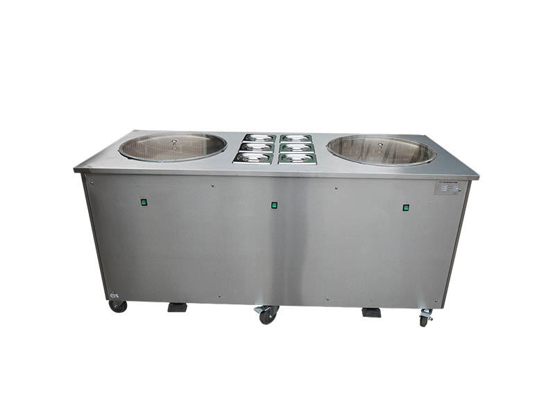 Fried ice cream machine BQF217P