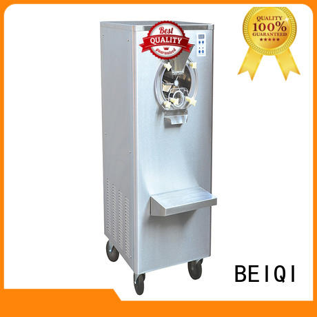 BEIQI high-quality Soft Ice Cream Machine for sale OEM Snack food factory