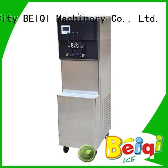 Soft Ice Cream Machine for sale For Restaurant BEIQI