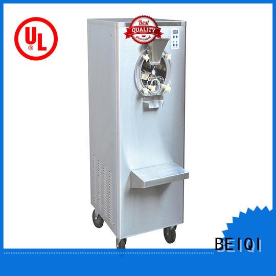 BEIQI high-quality sard Ice Cream Machine Frozen food Factory