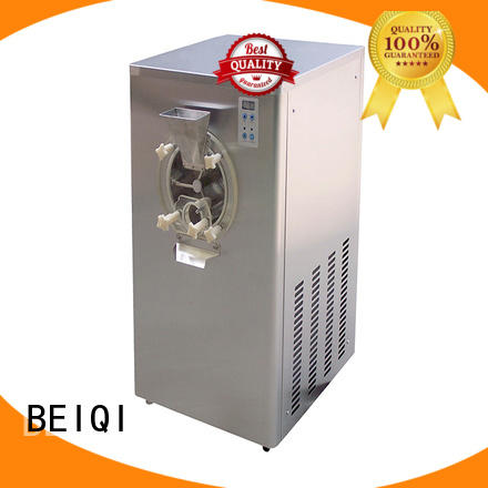 BEIQI excellent technology Hard Ice Cream Machine customization For commercial
