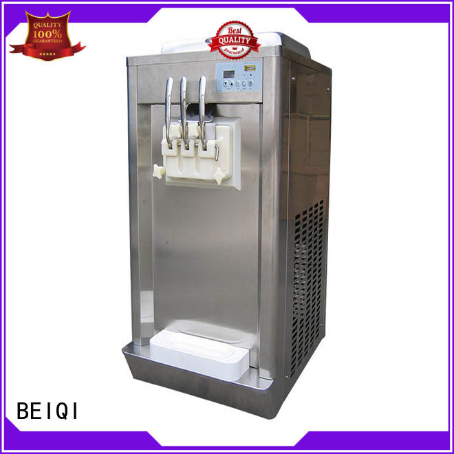 BEIQI commercial use buy ice cream machine bulk production Frozen food factory