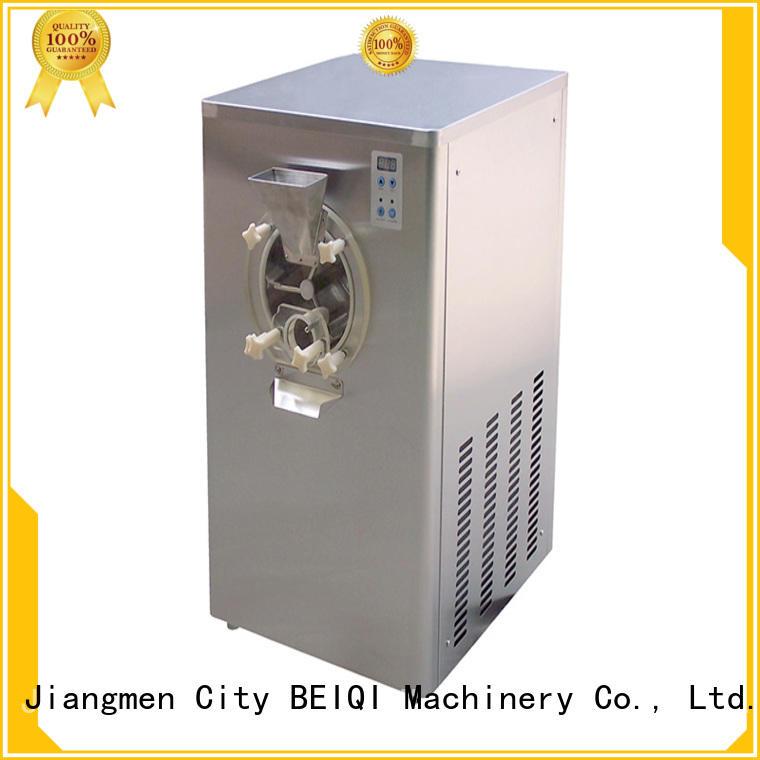 BEIQI AIR Hard Ice Cream Machine get quote Frozen food factory