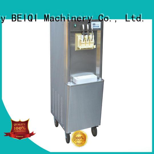 BEIQI silver Ice Cream Machine Factory ODM Frozen food factory