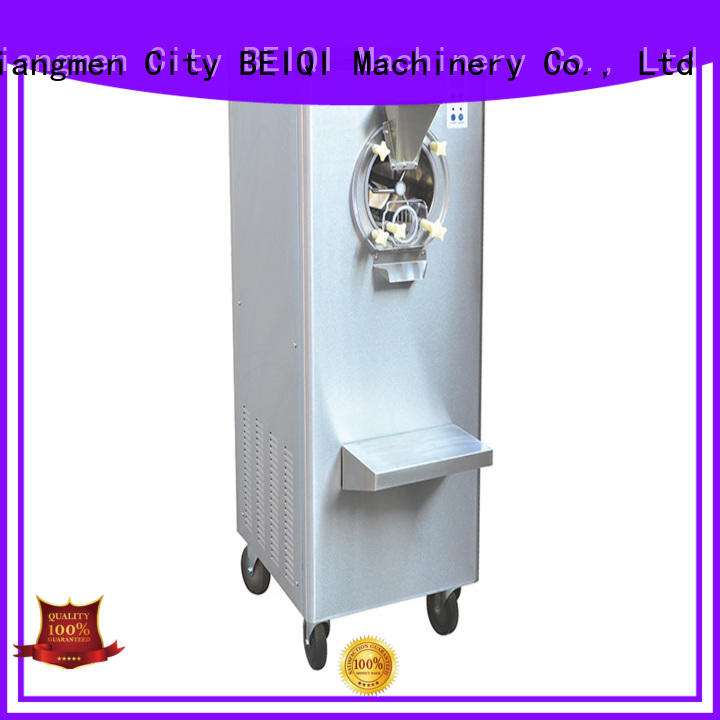 BEIQI high-quality Soft Ice Cream Machine for sale ODM Snack food factory