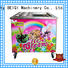 BEIQI Double Pan Fried Ice Cream Maker supplier For Restaurant