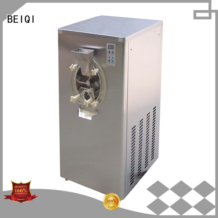 BEIQI at discount commercial hard ice cream machine excellent technology Snack food factory