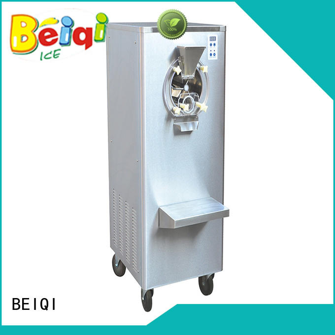 durable hard ice cream freezer excellent technology OEM Snack food factory