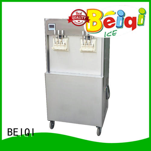 BEIQI Fried Ice Cream Machine Snack food factory