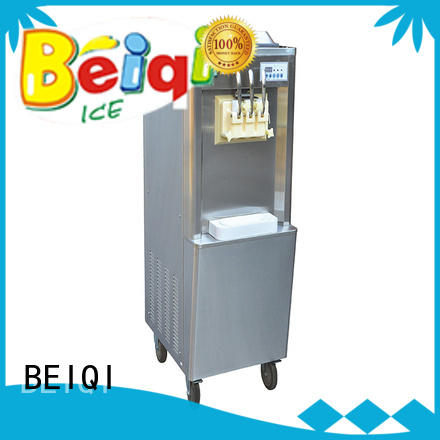 portable Soft Ice Cream Machine commercial use for wholesale For Restaurant