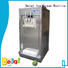 BEIQI silver soft serve ice cream maker buy now Snack food factory