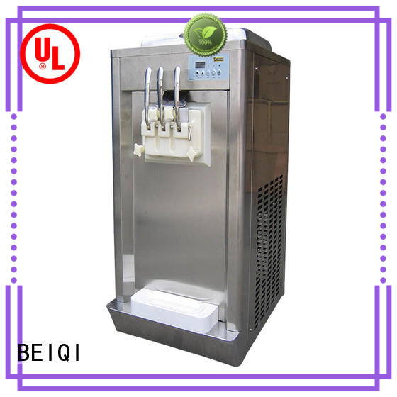 BEIQI commercial use free sample Snack food factory